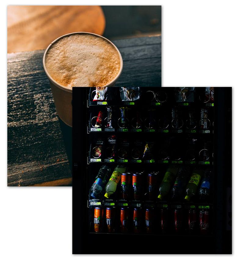 Kávégép szakszerviz Vending Machine Sales & Service